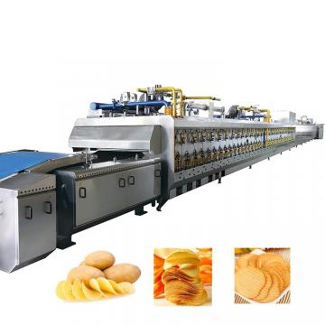 Industrial Potato Chips Dryer Belt Dehydration Machine Price
