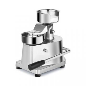 Commercial Automatic Hamburger Patty Burger Press Maker Machine